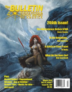 the cover of SFWA Bulletin #200