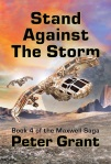 Stand Against The Storm - ebook cover - blog size - 350x518 pixels