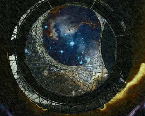 theuniversethrough a porthole1