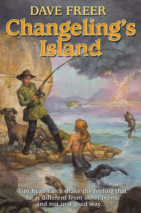 changeling's Island cover bigger