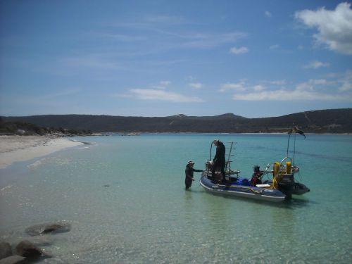 roydon - dive boat