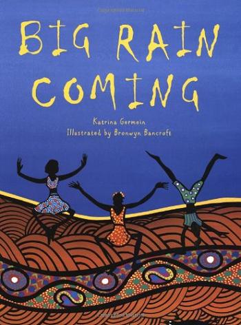 Cover image 'Big Rain Coming'