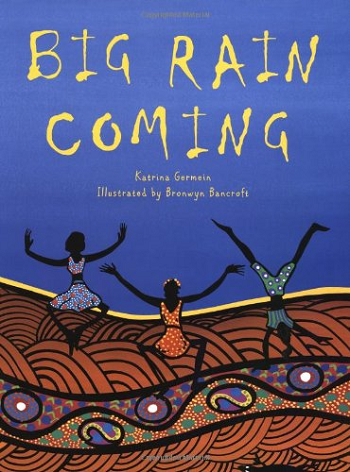 Cover image 'Big Rain Coming'
