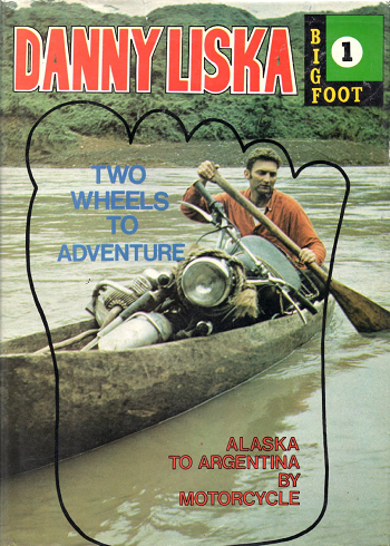 Cover image 'Two Wheels to Adventure'
