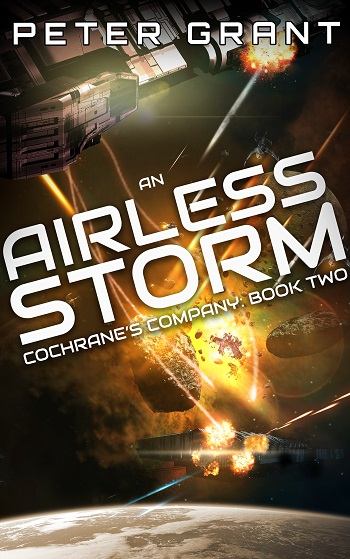 An Airless Storm - second draft cover - blog size