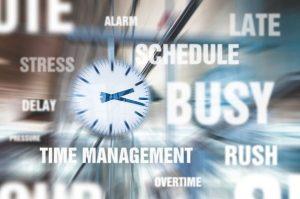 TeroVesalainen hrry stress time management CC licencse https://pixabay.com/en/hurry-stress-time-management-2119711/