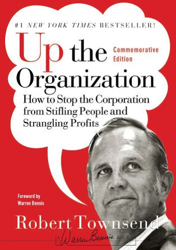 Cover 'Up the Organization'