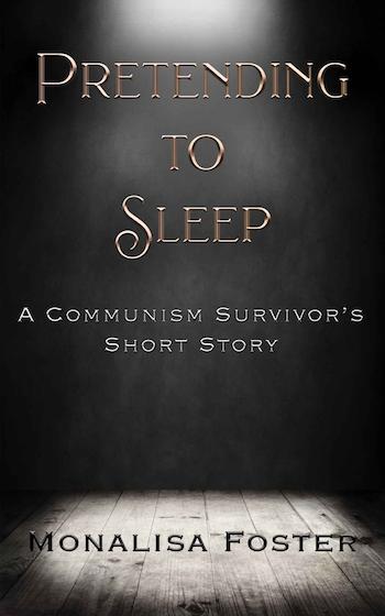 Cover 'Pretending to Sleep'