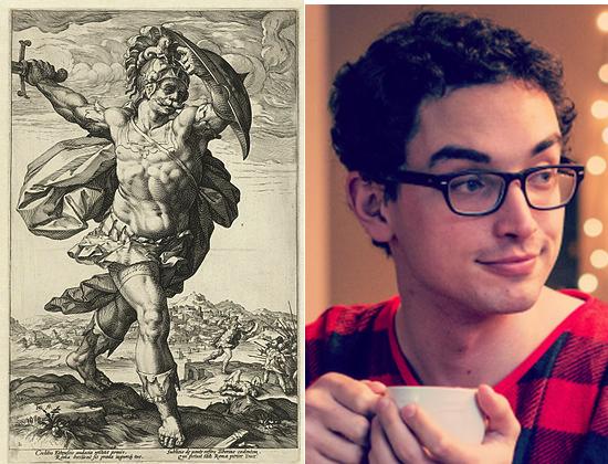 Horatius Cocles vs Pajama Boy